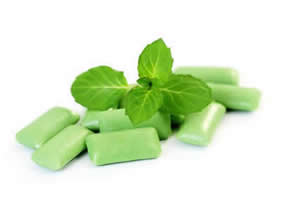 дъвките без захар почистват зъбите