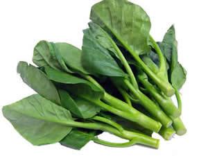 листните зеленчуци почистват зъбите